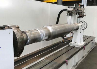 Laser Cladding D&T Hardchrome